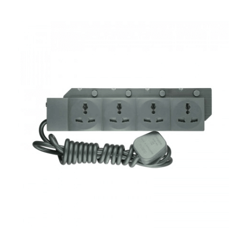 Energypac 4 Point Extension Socket