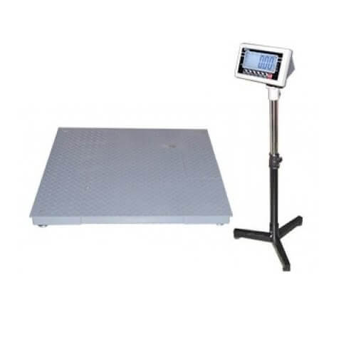 Floor Type Digital Weight Scale 5 Ton T-Scale TF-1515