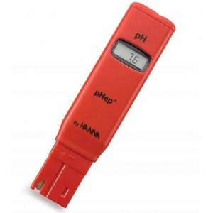Hanna HI98107 Waterproof pH Meter with ATC