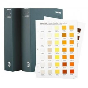 Pantone TCX Cotton Chip Set FHIC400