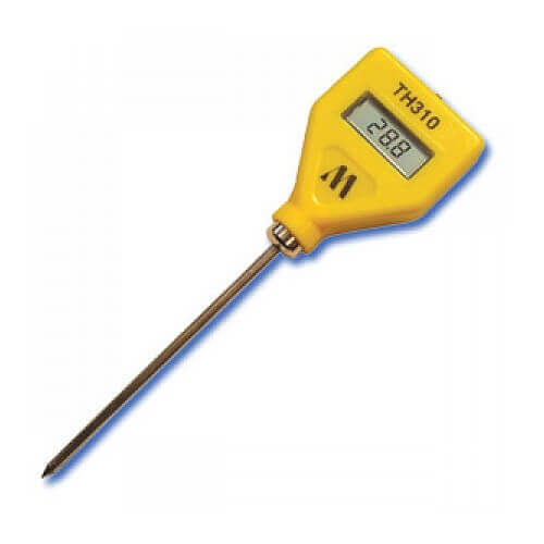 Pocket Thermometer TH310 with Stainless Steel Probe