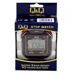Q&Q Stop Watch