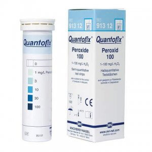 Quantofix Peroxide Test Strip 100 Pcs Pack