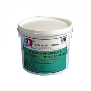 SDC ECE (A) Non Phosphate Detergent 15Kg Tub