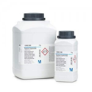 Sodium Hydroxide 1 Kg Merck Germany